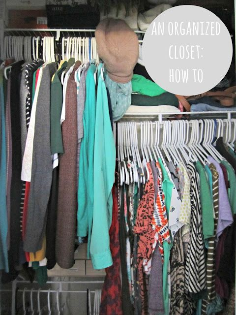 Organize Your Clothes 10 Creative And Effective Ways To Store And Hang Your Clothes: Clothing Organization Tricks