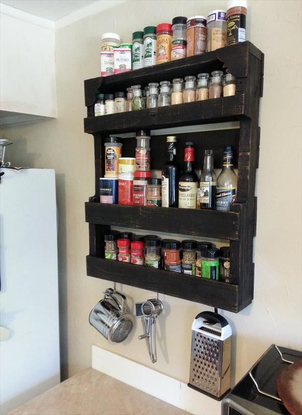 How To Build A Spice Rack Magnificent How To Organize Spices 60 Spice Rack Ideas