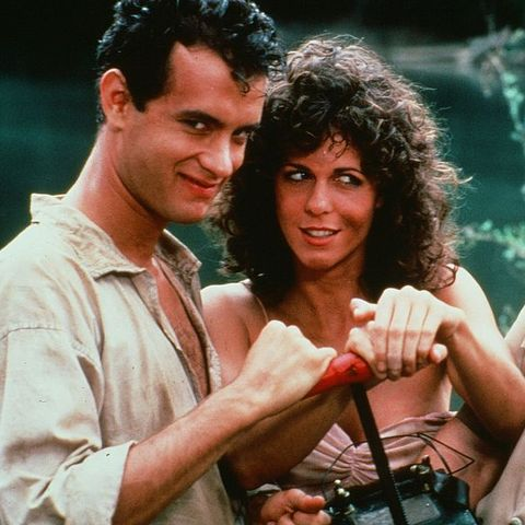 tom hanks and rita wilson - volunteers 1984