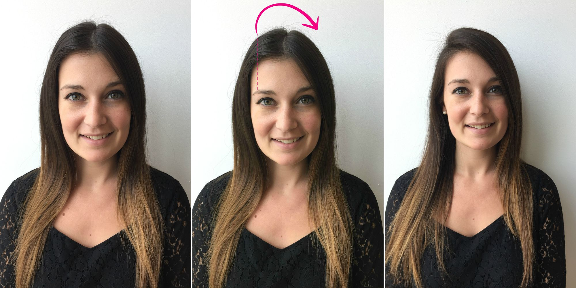 Why You Should Switch Your Hair Part Changing Your Hair Part
