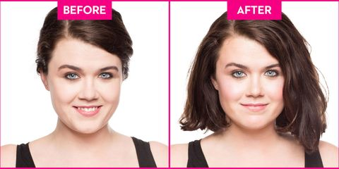 how to slim a round face in 3 easy steps  using blush to