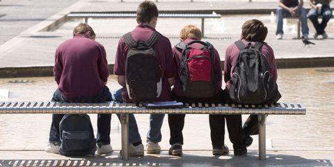 School kids - Children at School