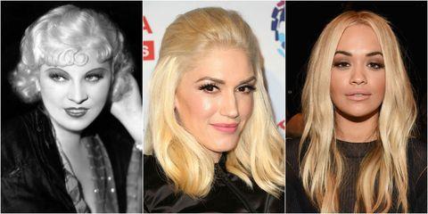 Why Dark Eyebrows and Blonde Hair Look Amazing — Dark Brows