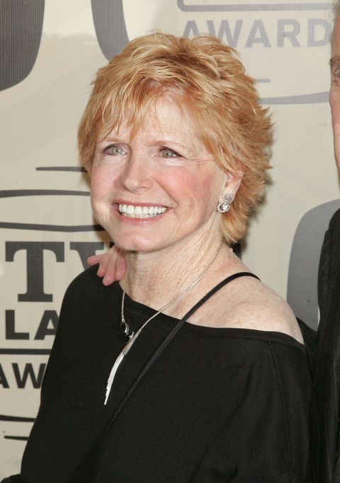 Now: Bonnie Franklin