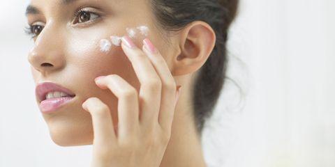 Woman Great Skin