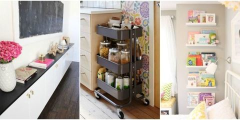 15 Genius IKEA Hacks That Solve All of Your Storage Problems