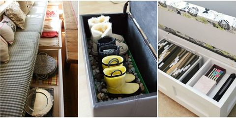 Stupendous New Uses For Benches Genius Storage Benches Pdpeps Interior Chair Design Pdpepsorg