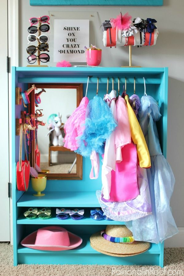 Ikea Hacks For Organizing A Kid S Room
