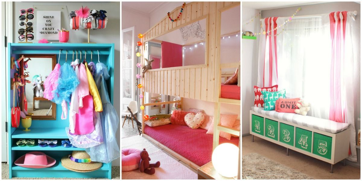 Ikea Hacks For Organizing A Kid S Room Toy Storage Organization Ideas
