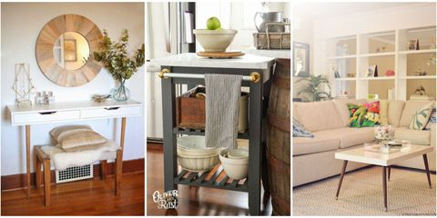 When You Want To Give Your Basic Furniture A Personal Touch Cant Go Wrong With DIY Need Some Inspiration These IKEA Hacks Will Without Doubt Help