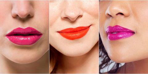 Lip, Skin, Lipstick, Pink, Chin, Red, Cheek, Beauty, Lip gloss, Mouth,