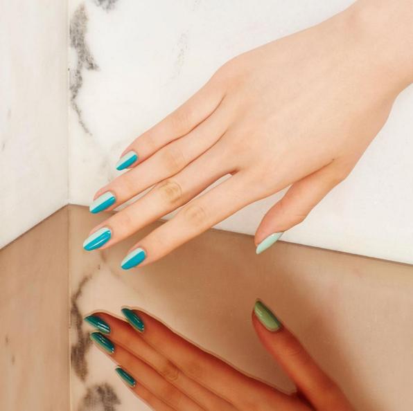 25 Spring Nail Designs - Pretty Spring Nail Art Ideas