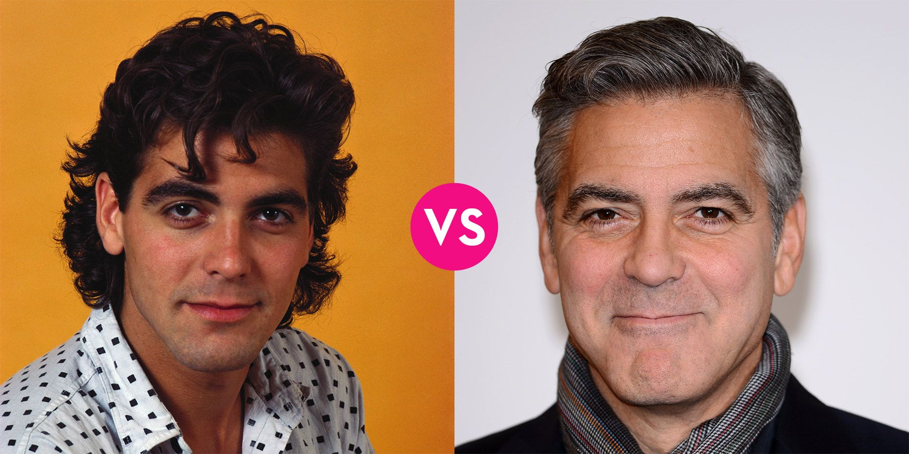 Famous Men With Long Hair Vs Short Hair Male Celebrity Haircuts