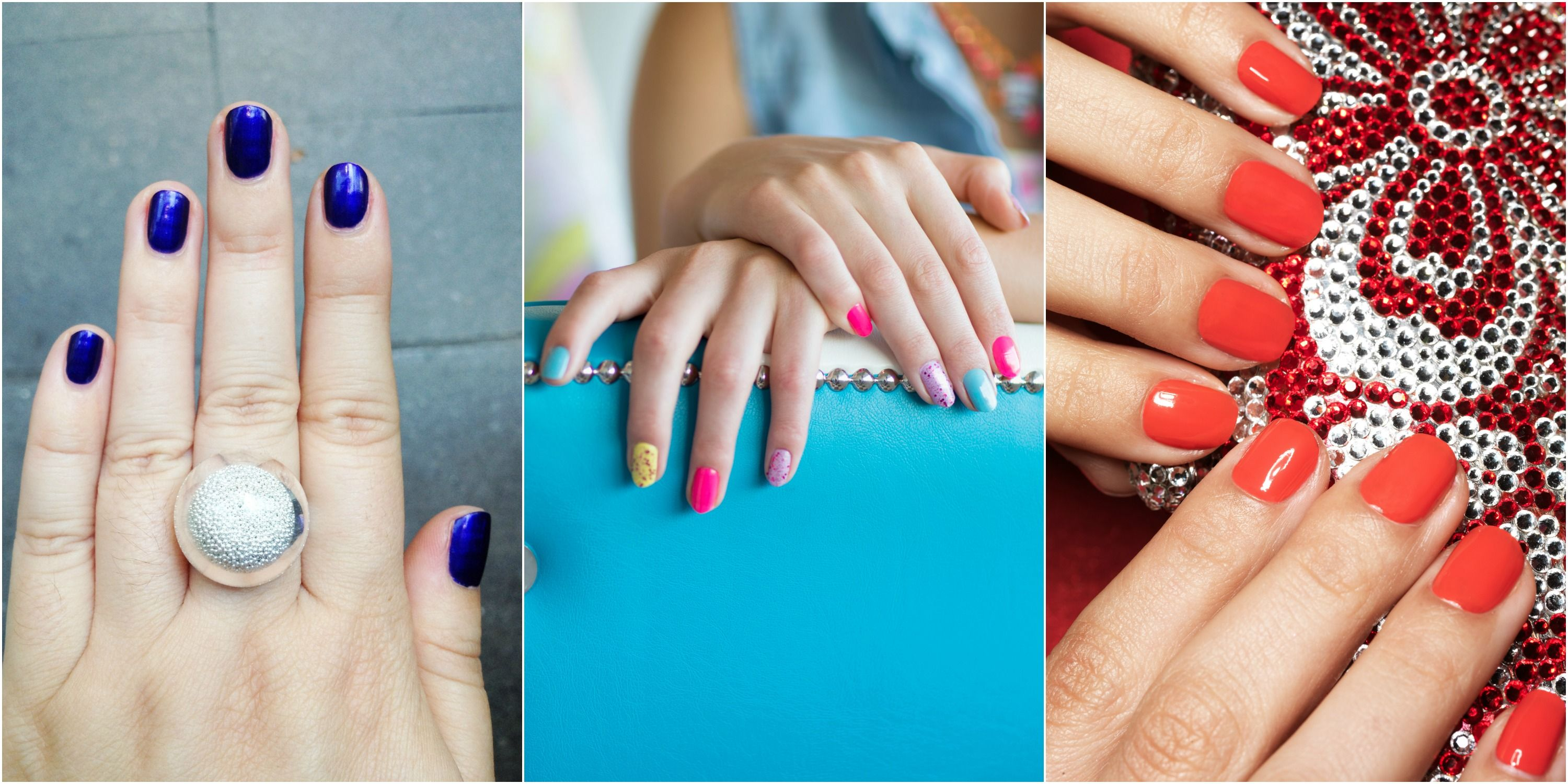 25 Spring Nail Polish Colors — Nail Polish Colors for Spring and Summer