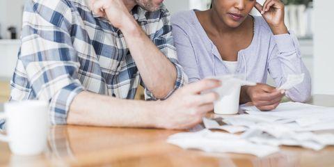 couple finances marriage money divorce