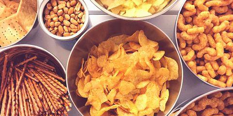 recipe: superbowl snack statistics [16]