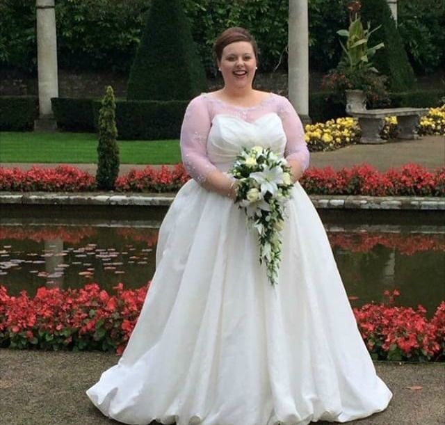 Blogger Makes Gallery Of Plus-Size Brides In Wedding