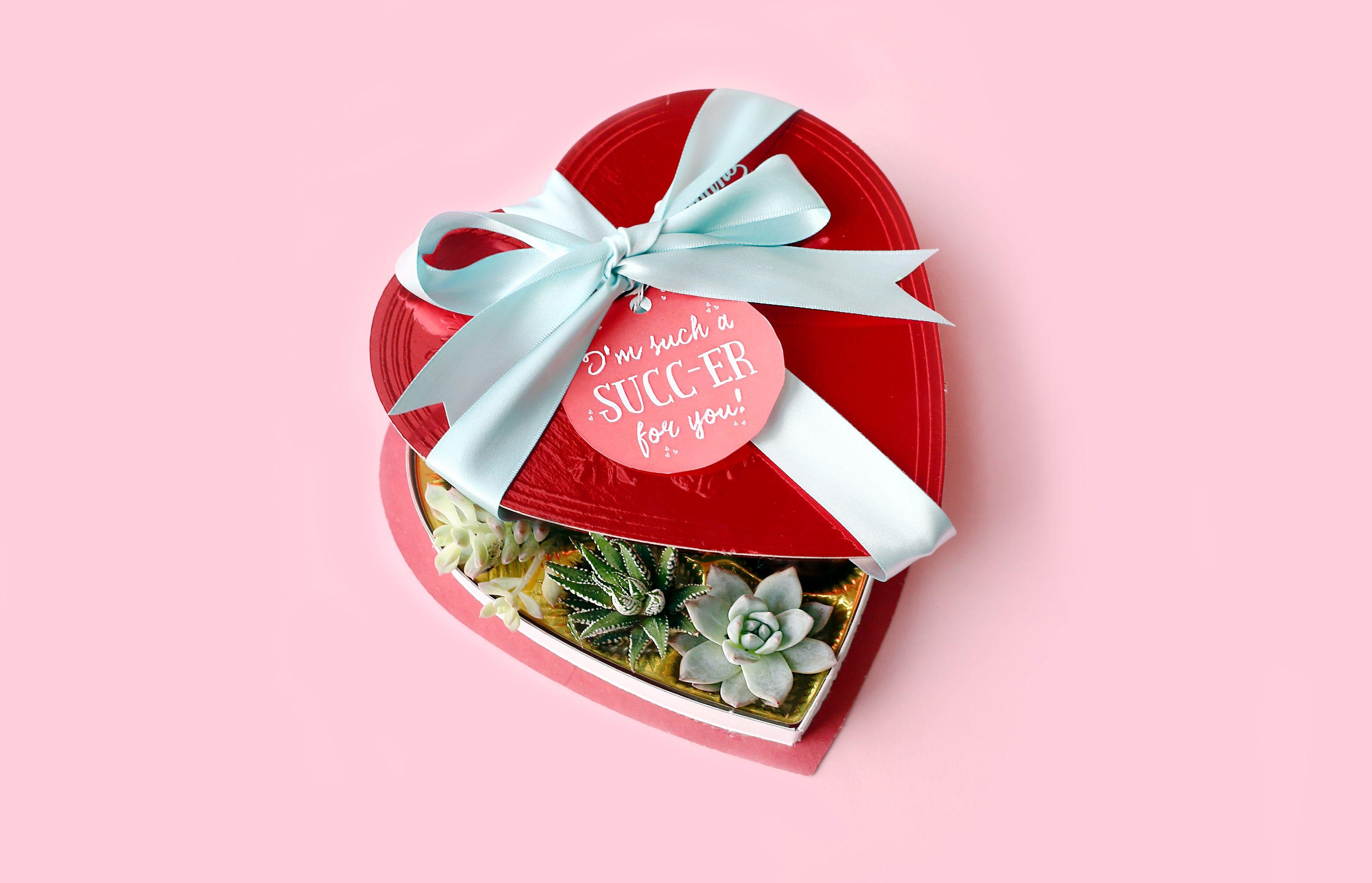 26 DIY Valentine\'s Day Gift Ideas - Easy Homemade Valentine\'s Day ...