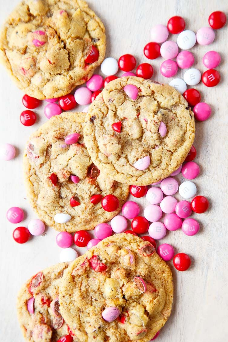 30 Valentine S Day Cookie Recipes Easy Ideas For Valentine S Cookies