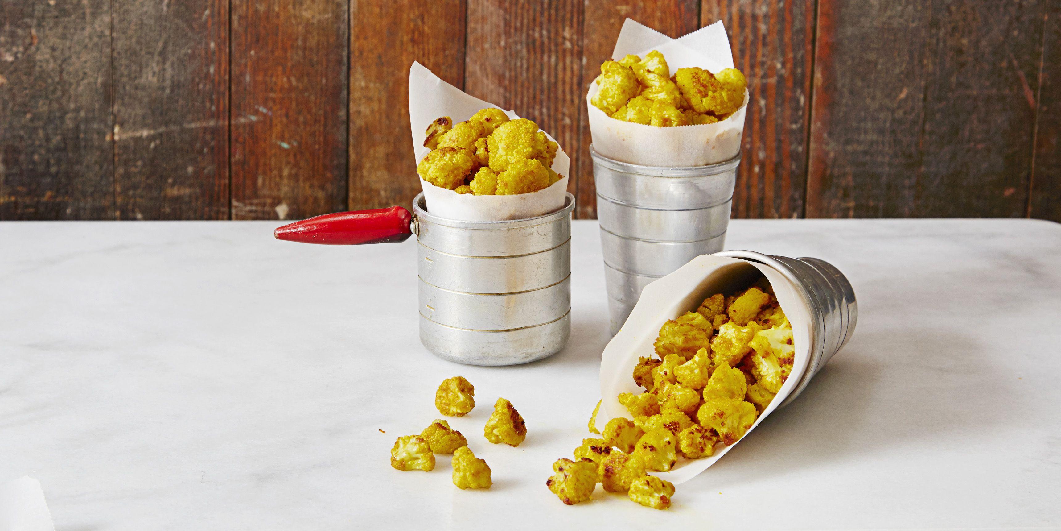 Cauliflower Popcorn | Beanstalk Mums