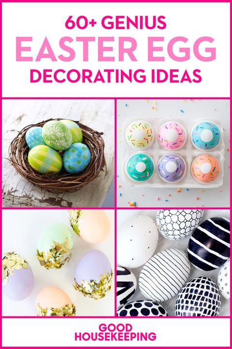84 Best Easter Egg Designs Easy Diy Ideas For Easter Egg Decorating