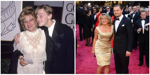 Leo and His Mom