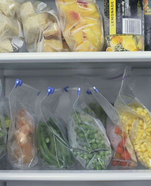 Yellow, Produce, Leaf vegetable, Vegetable, Food storage containers, Frozen food,