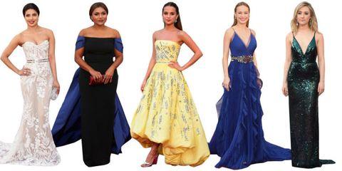 Oscars 2016 Outfits