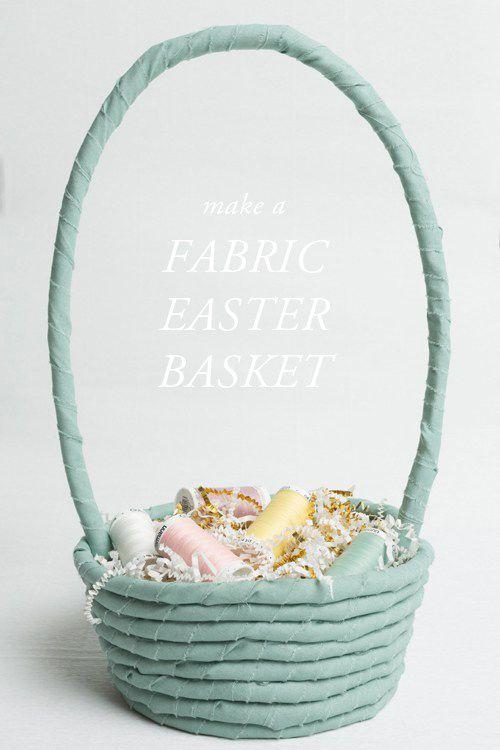 40 diy easter basket ideas unique homemade easter baskets good 40 diy easter basket ideas unique homemade easter baskets good housekeeping negle Images