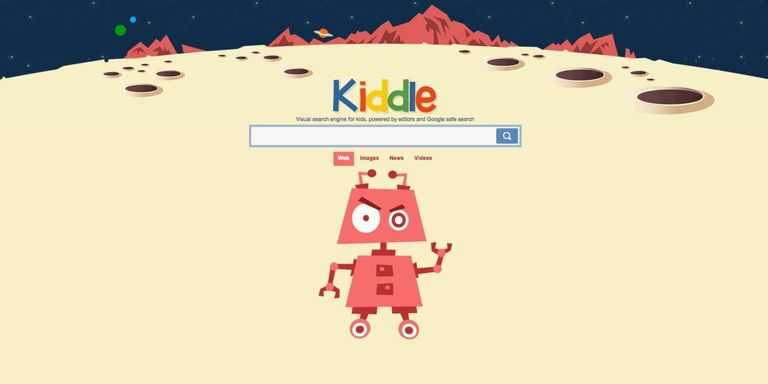 The tool, called Kiddle, screens out adult content, promotes kid-friendly  sites and blocks a whole bunch of topics.