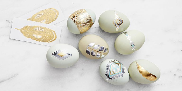 84 Best Easter Egg Designs - Easy DIY Ideas for Easter Egg Decorating