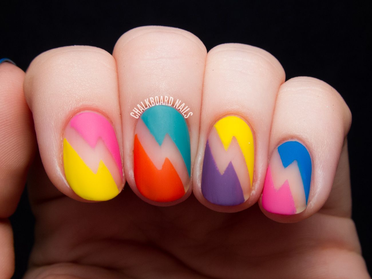 - 13 Cool Matte Nail Design Ideas - Unique Matte Nail Polish Art