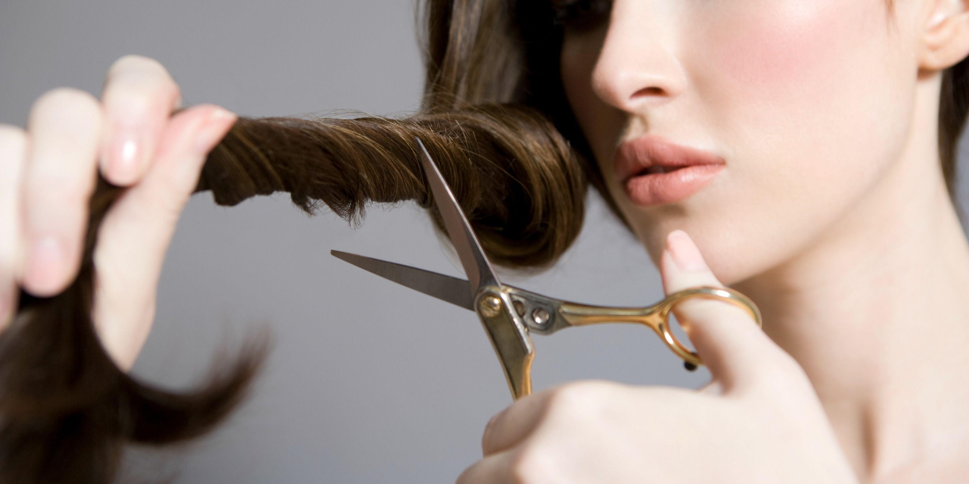You should never cut your own hair diy haircut advice solutioingenieria Gallery
