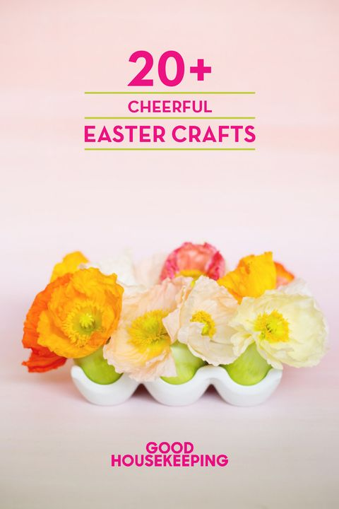 44 Easy Easter Crafts