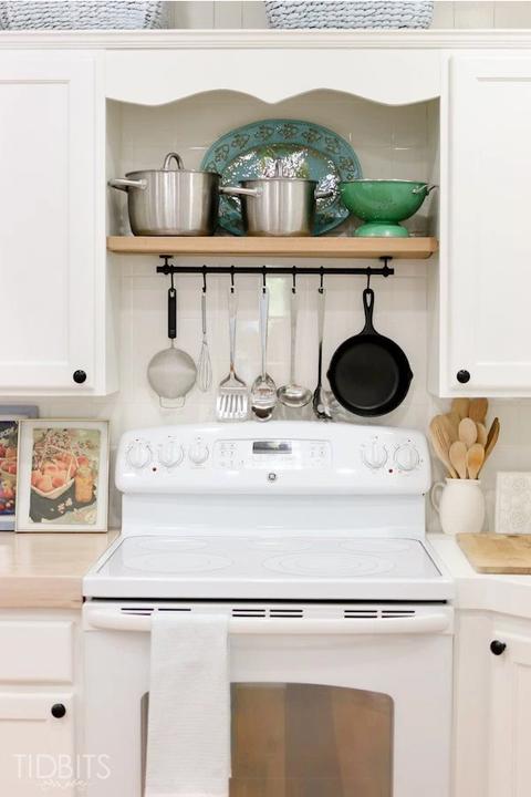 21 Kitchen Organization Ideas Kitchen Organizing Tips And