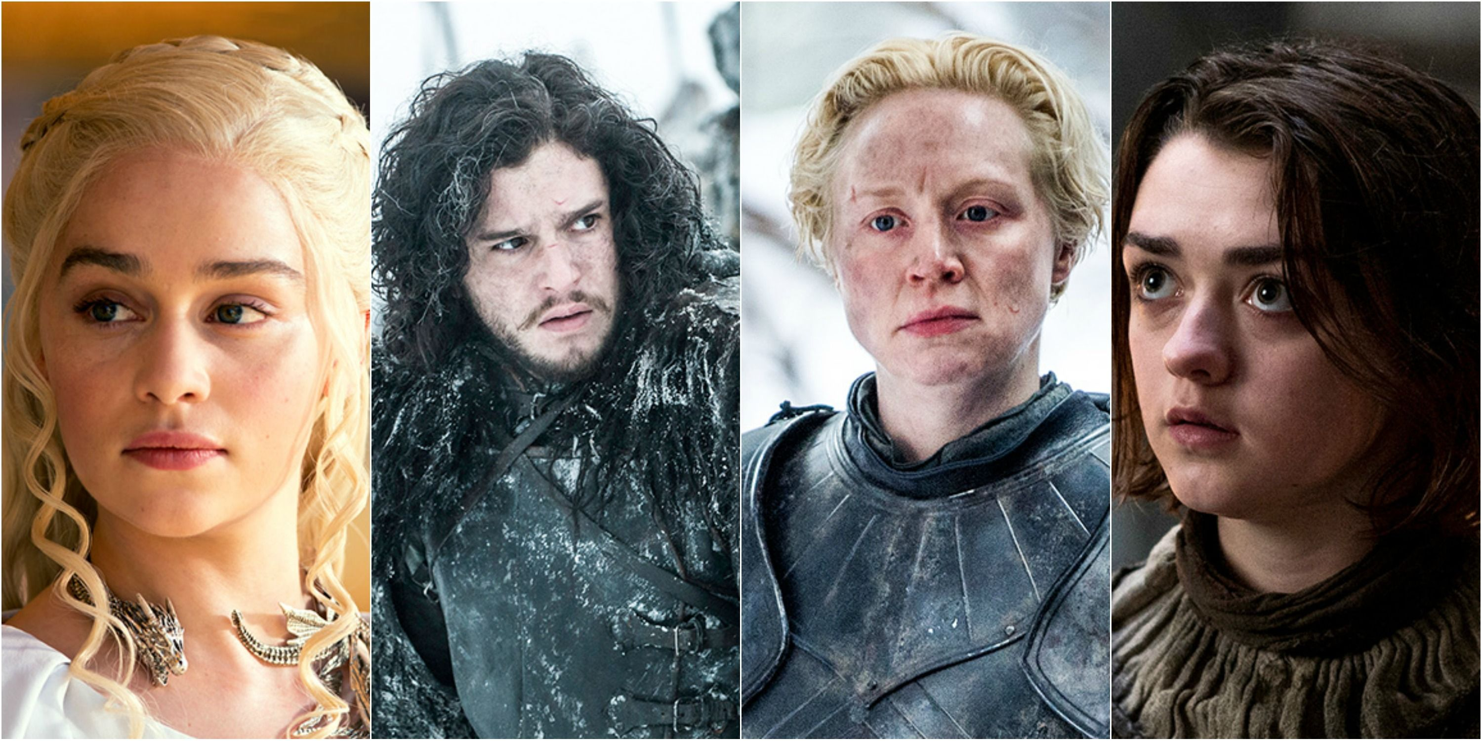 See What The Game of Thrones' Cast Looks Like in RealLife
