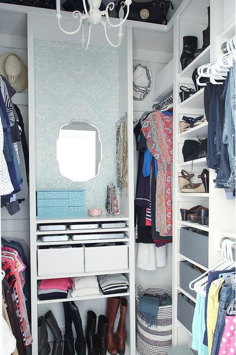 30 Closet Organization Ideas Best Diy Closet Organizers,How To Decorate A Desk Chair
