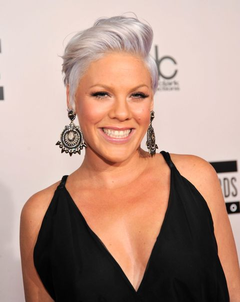 13 Silver Hair Color Ideas — Celebrity Silver Hair Dye Shades
