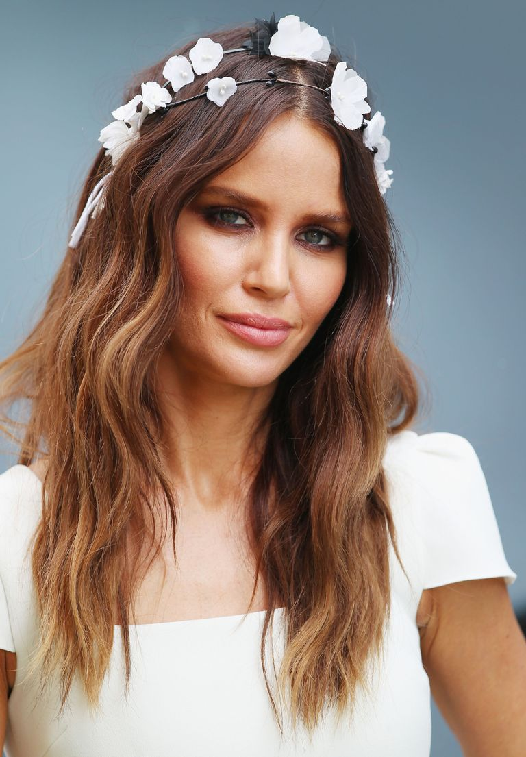 12 pretty flower crowns and floral hairstyles flower hairstyles getty images izmirmasajfo Choice Image