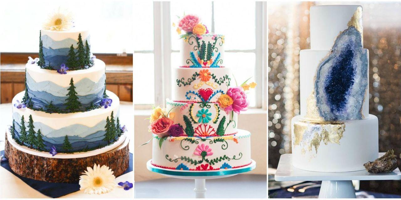 Wedding Cakes , Unique Wedding Cake Designs