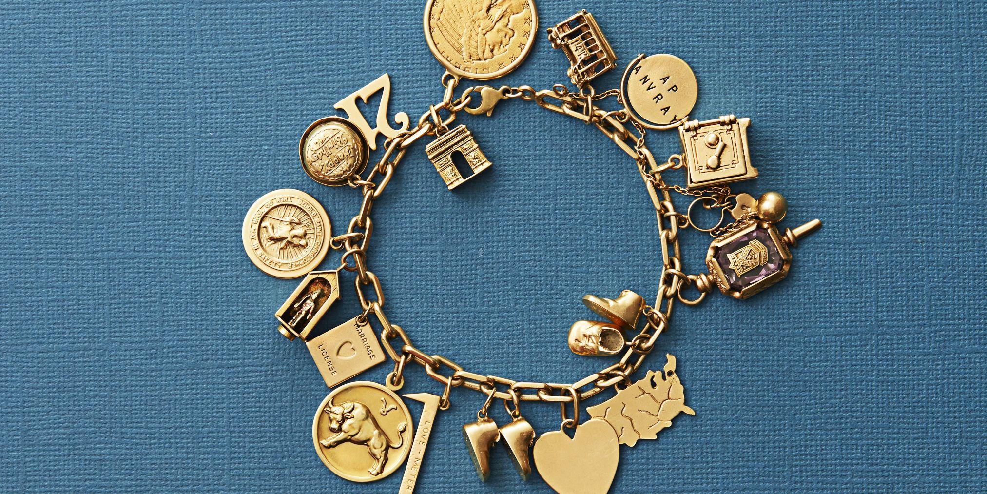 Family Charm Bracelet