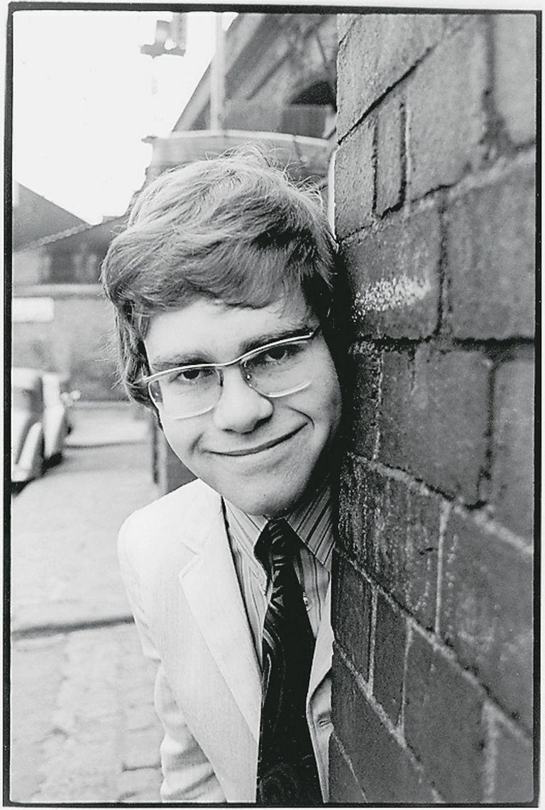 Elton John's Life Through the Years — Young Elton John Photos