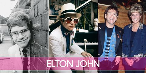 Elton John Christmas Outfit.Elton John S Life Through The Years Young Elton John Photos