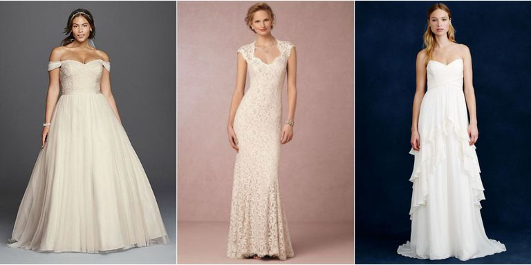 20 Cheap Wedding Dresses Under $1,000 That Look Expensive ...