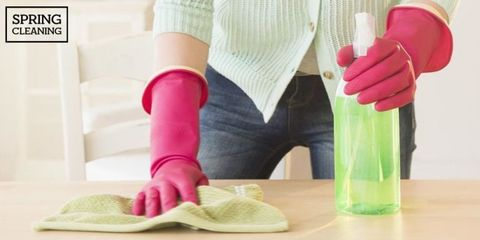 save time cleaning