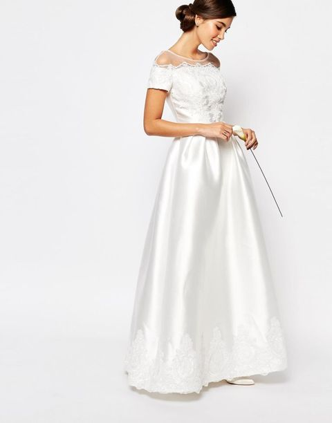 20 Cheap Wedding Dresses Under 1 000 That Look Expensive Affordable Bridal Gowns,Nice Summer Dresses For Weddings