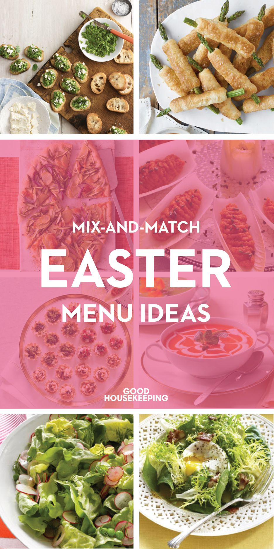 Easter Dinner Party Ideas Part - 24: Good Housekeeping