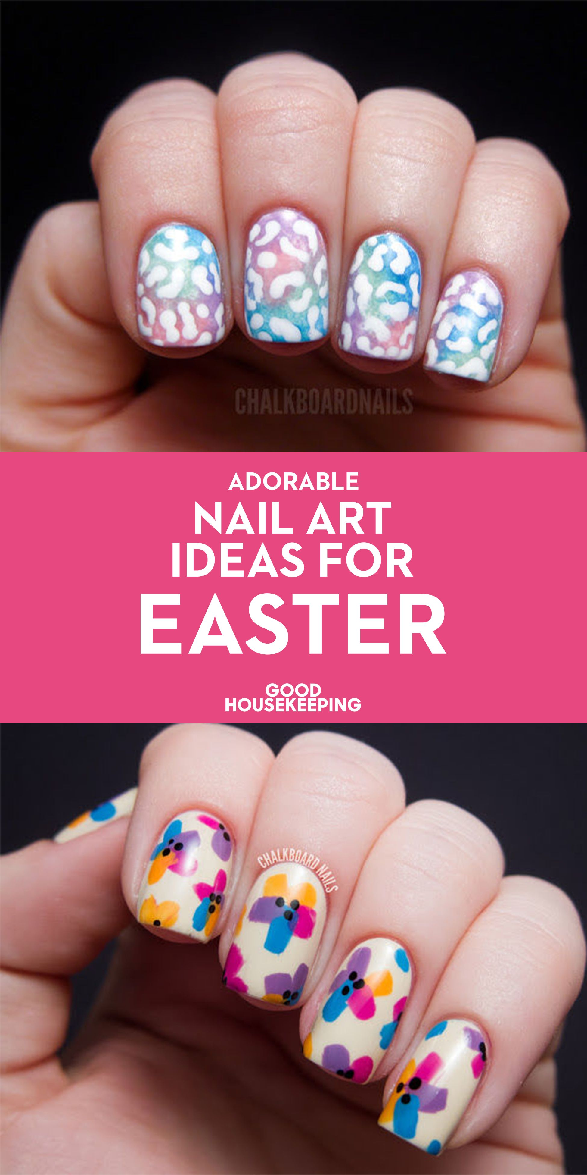 21 Cute Easter Nail Designs for 2019 21 Cute Easter Nail Designs for 2019 new foto