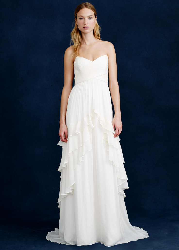 Jcrew Wedding Dresses.20 Cheap Wedding Dresses Under 1 000 That Look Expensive