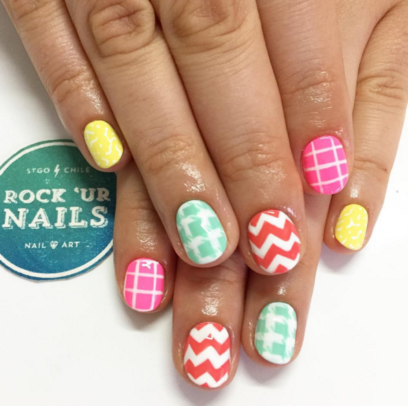 - 30 Summer Nail Designs For 2017 - Best Nail Polish Art Ideas For Summer